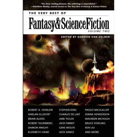 The Very Best of Fantasy & Science Fiction by