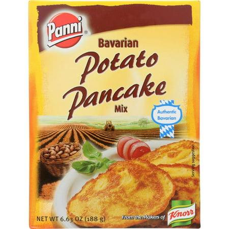 Panni Bavaria Potato Pancake Mix, 6.63 Oz (Pack Of 12)