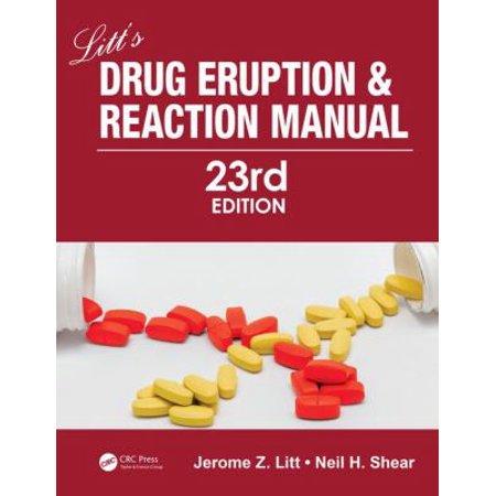 Litts Drug Eruption   Reaction Manual
