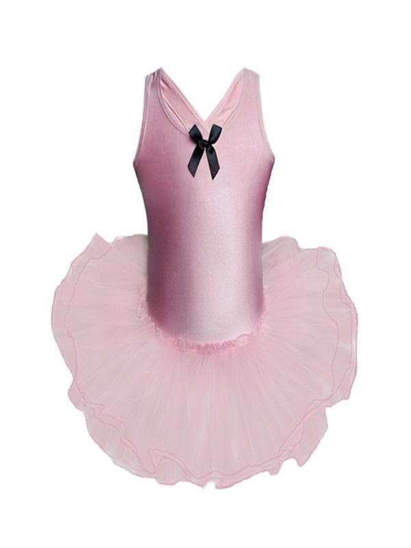 Outtop Toddler Girls Gauze Leotards Ballet Bodysuit Dancewear Dress Clothes Outfits