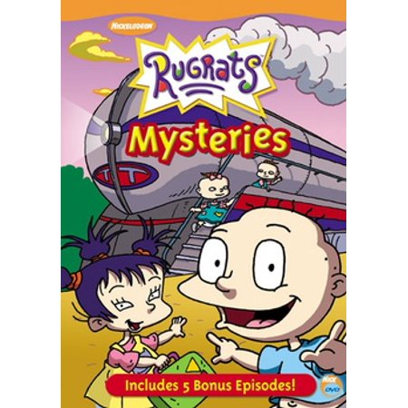 The Rugrats Mysteries (DVD) - The Rugrats Halloween Vhs