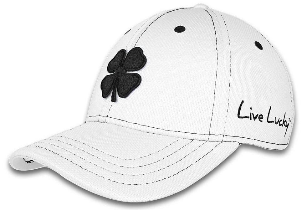 Black Clover Golf- Premium Lux Clover Hat - Walmart.com 8c0dd329925