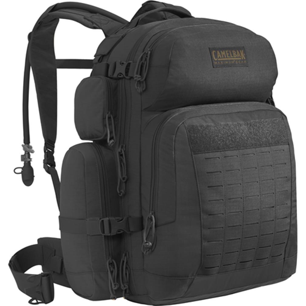 CamelBak BFM 62592 100oz 3L Hydration Backpack w Mil Spec Antidote Black by CamelBak