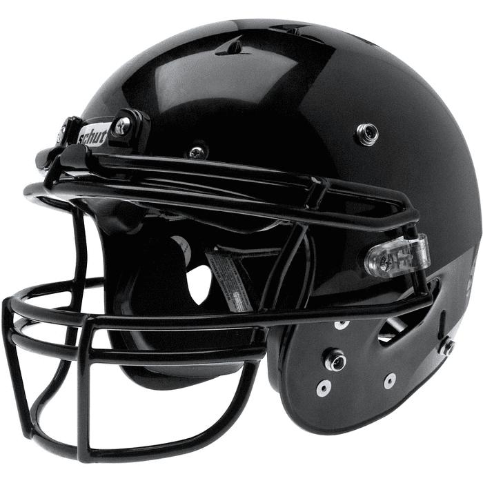 Schutt Recruit Hybrid Youth Football Helmet with Facemask