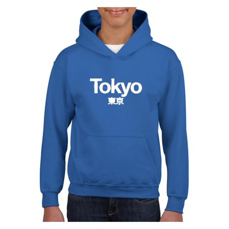 Japan Tokyo Youth Hoodies Sweater ()