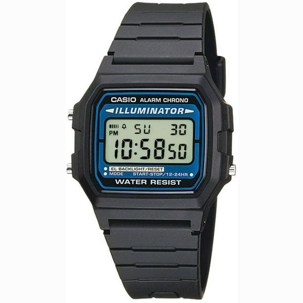 Casio Men's Classic Digital Illuminator Watch