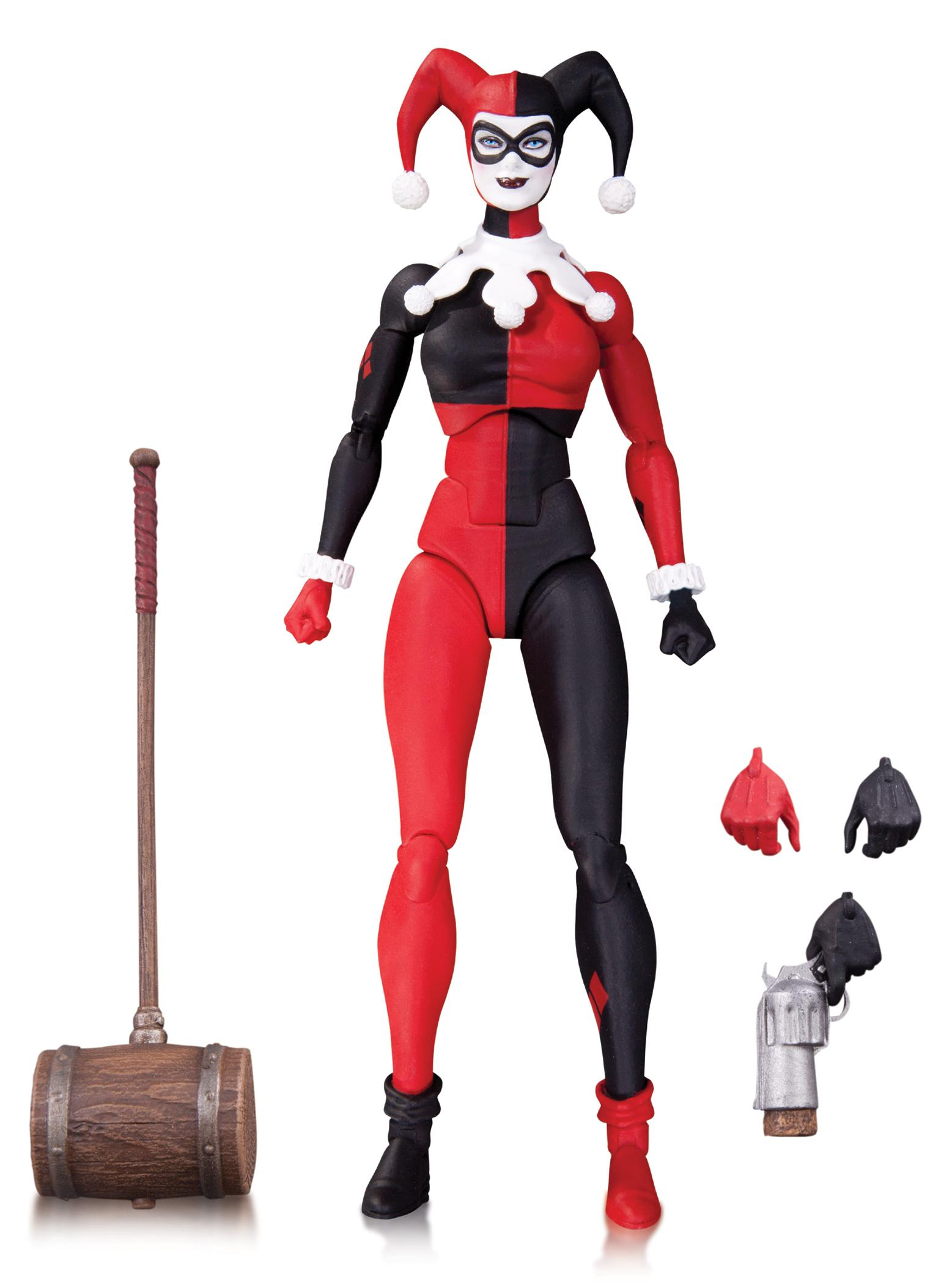 DC Icons Harley Quinn: No Man's Land Action Figure (Other) by DC Collectibles