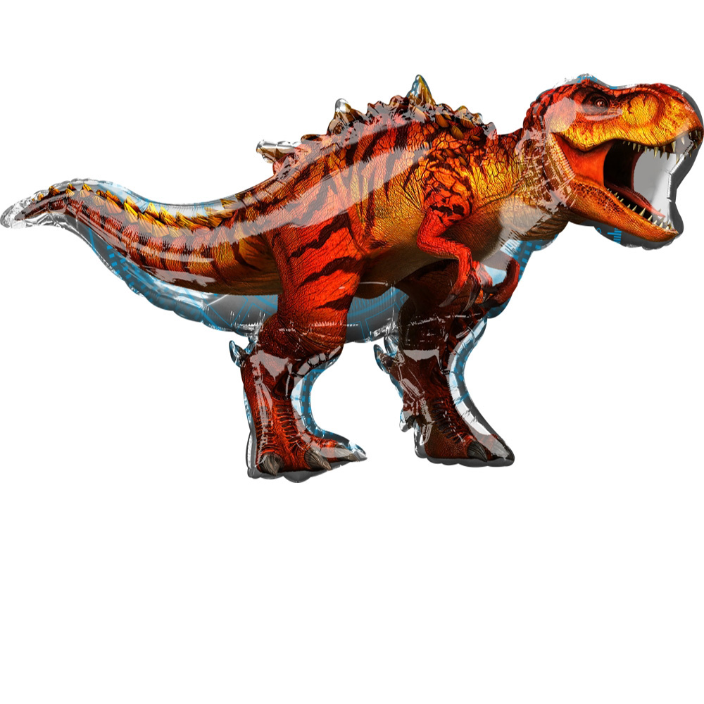Jurassic World Supershape Foil Balloon 45""