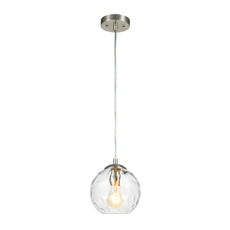 Better Homes & Gardens Clear Glass Pendant (Larchmont 4 Light Pendant)