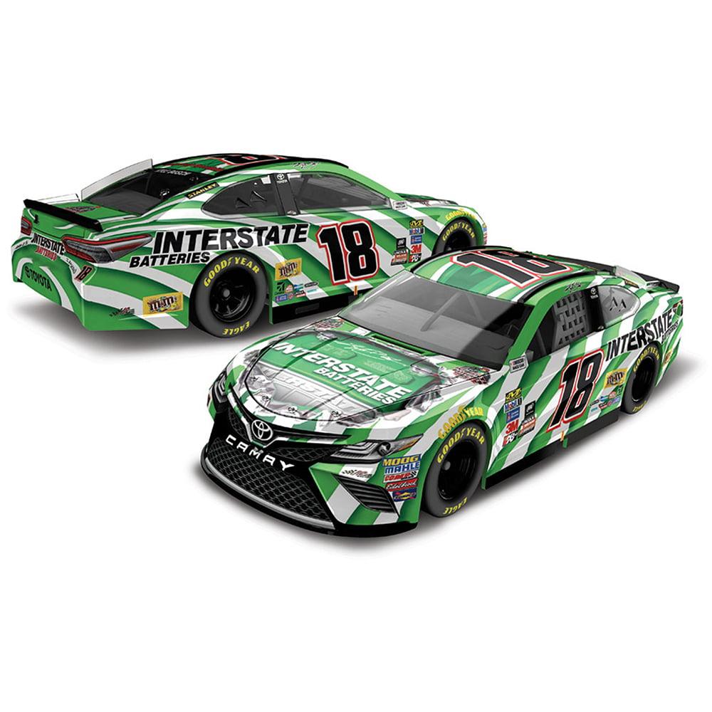 Kyle Busch Action Racing 1:64 Interstate Batteries Die-Cast Car - No Size