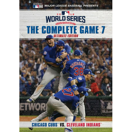 2016 World Series: The Complete Game 7 (Ultimate Edition) (DVD)