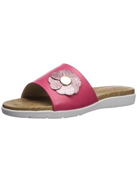 4b726027d50 Product Image Soft Style Womens Laurie Open Toe Casual Slide Sandals