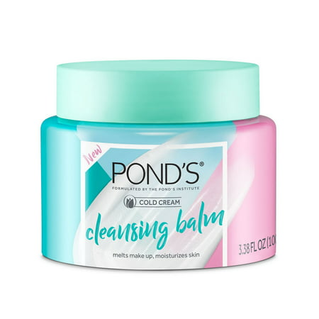 Makeup Remover Creamy (Ponds Makeup Remover Cleansing Balm 100 mL)