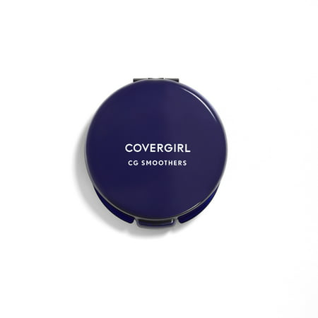 COVERGIRL Smoothers Pressed Powder, 710 Translucent Light