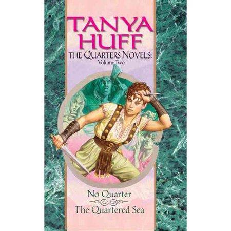 The Quarters Novels: No Quarter   The Quartered Sea by