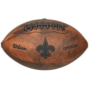 NFL Vintage Football, New Orleans Saints