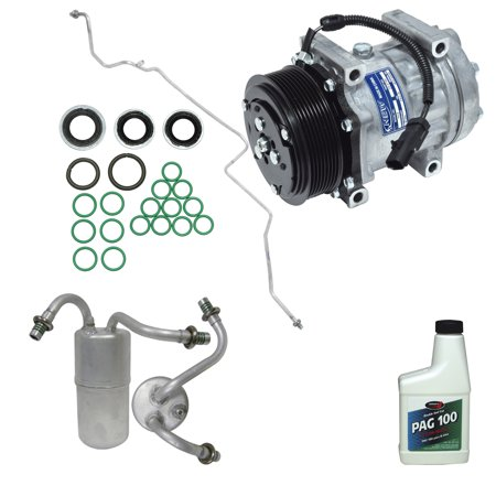 New A/C Compressor and Component Kit 1051485 - 55036561 Ram 2500 Ram 3500