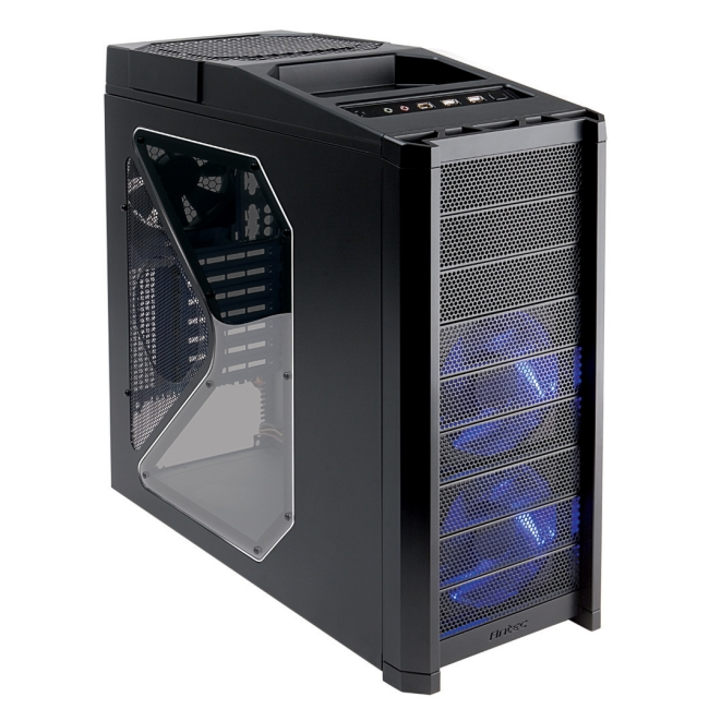 Antec Nine Hundred Case, Black Finish