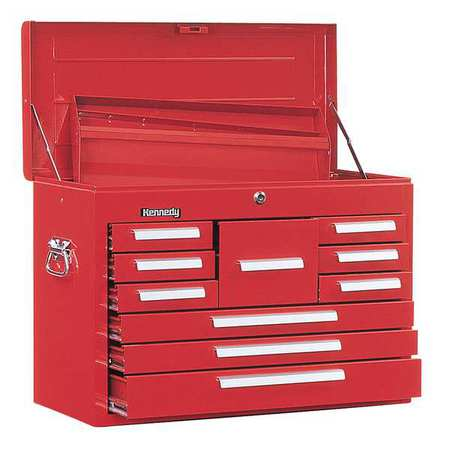 Kennedy Top Chest, Red 360R