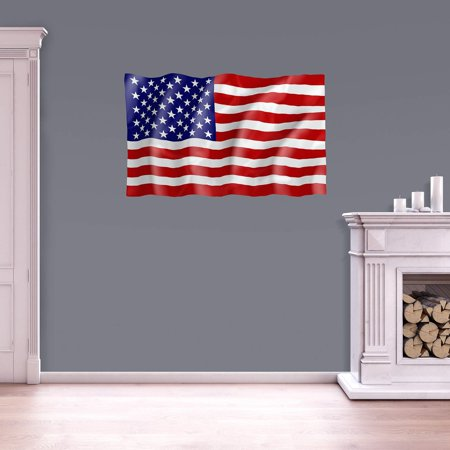 Fathead Flag of the United States Wall (Fathead Wall Graphic)