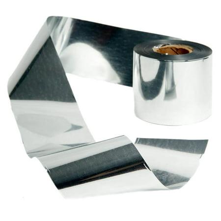 Metallic Silver Streamer 200 ft
