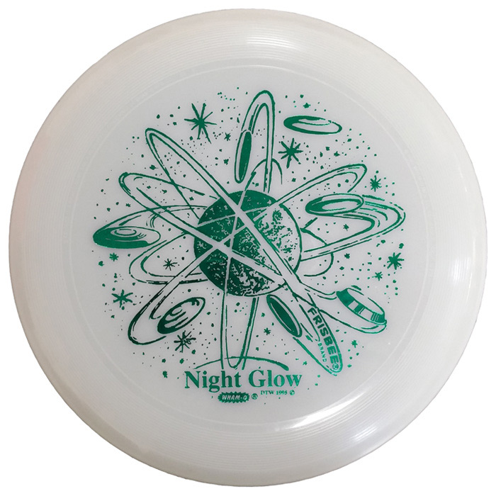 Frisbee Disc-Type:U-Max Glow-in-the-Dark