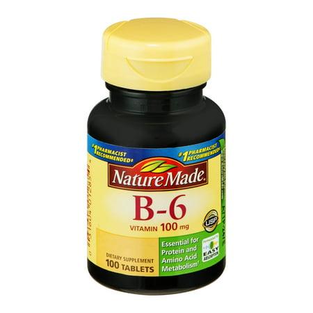 B-6 vitamins