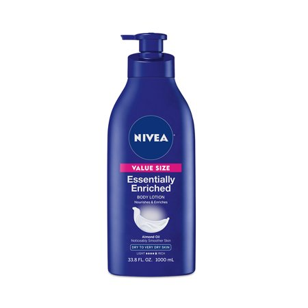 Nivea Essentially Enriched Body Lotion, 33.8 oz