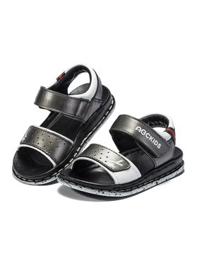 Toddler Sandals Summer Kids Boys Anti-Slip Casual Shoes Soft Soled 1-4Y
