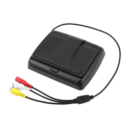 Auto Reversing Assistance Kit with Folding Display+170 Degree Rear View Camera - image 8 of 8