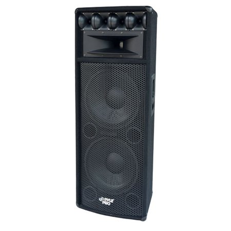 PYLE PADH212 - 1600W Heavy Duty 7 Way Pa Loud-speaker Cabinet
