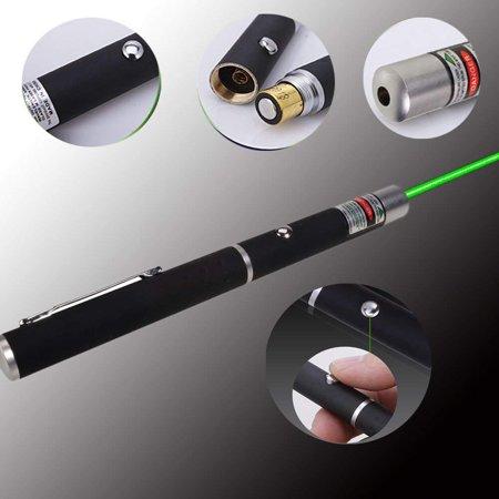 Pocket Mini Green Light Laser Pen-Presentation Stylus, Shooting Distance Medical (Medical Laser)