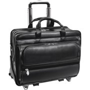 McKleinUSA Franklin P Series 86445 Detachable-Wheeled Laptop Case (Refurbished)