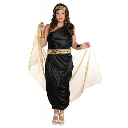 Queen of the Nile Adult Costume - Plus Size - Plus Size Queen Of Hearts
