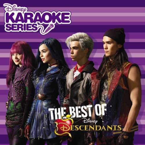 Disney Karaoke Series: Best Of Descendants (Various Artists) (CD)