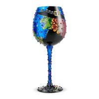 Lolita Cast a Spell Bling Wine Glass #6004428