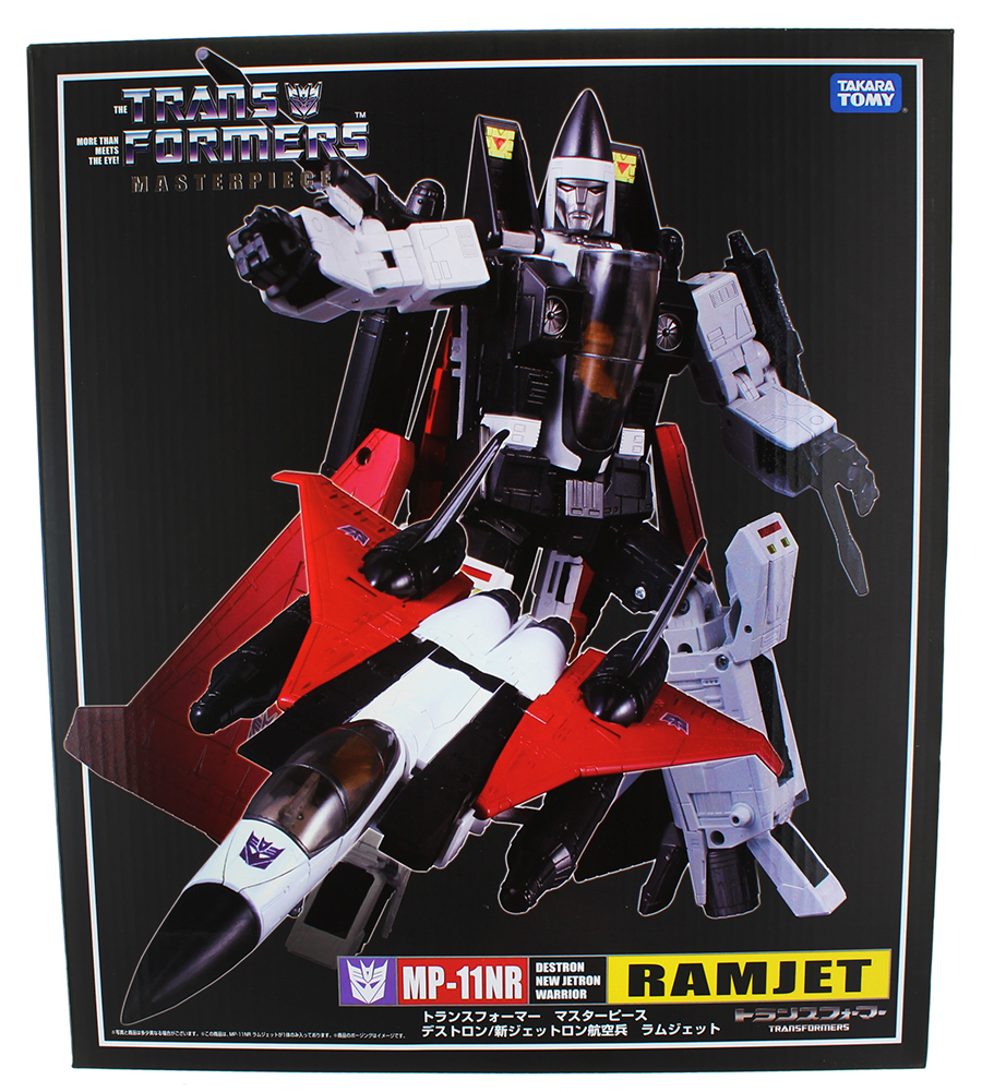 Transformers Masterpiece Action Figure: MP-11NR Ramjet by Takara
