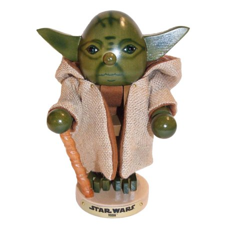 Steinbach Star Wars *Yoda* Wooden Nutcracker