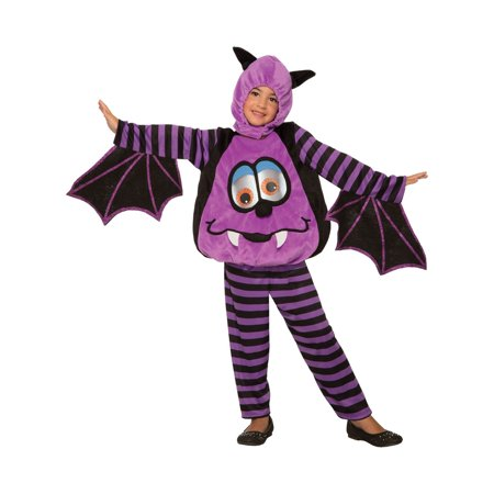 Baby Wiggle Eyes-Bat Halloween Costume - Bat Eyes Halloween