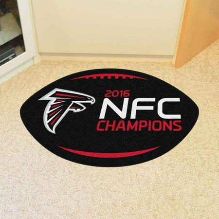 Falcons Mat - Atlanta Falcons Football Mat