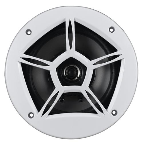 "Planet Audio PM65W Planet 6.5"" 2-way Coaxial Marine Grade Speaker 200w White"