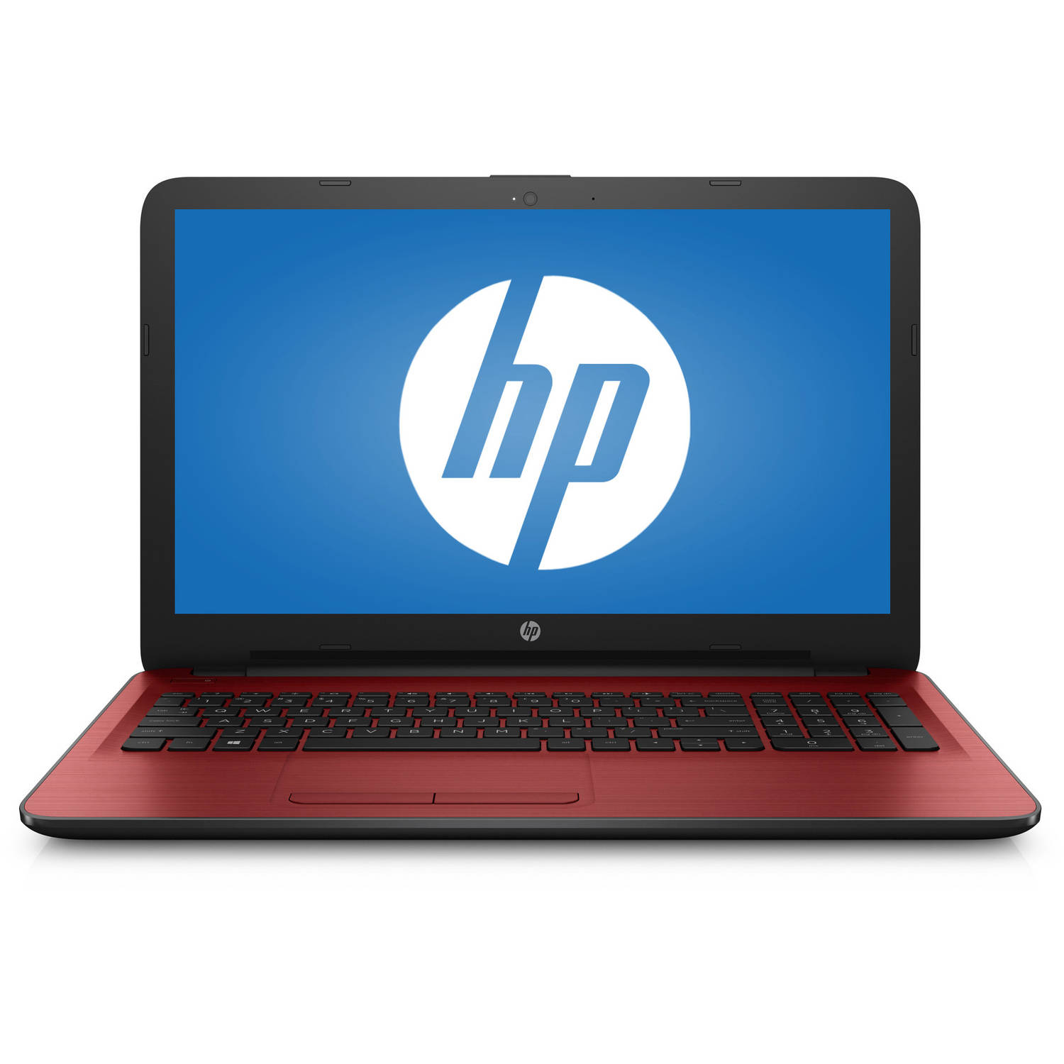"HP 15.6"" Laptop, touch screen, Windows 10 Home, AMD A8-7410 APU Processor, 4GB RAM, 1TB Hard Drive (Assorted Colors)"
