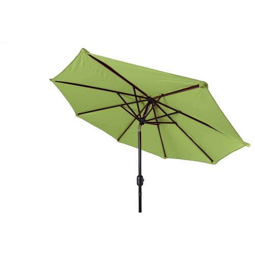 Tilt Crank Patio Umbrella, 8', by Trademark Innovations by Trademark Innovations
