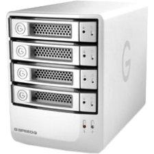 Hgst   Western Digital   0G02838   Hgst G Speed Q Das Array   4 X Hdd Supported   4 X Hdd Installed   12 Tb Installed
