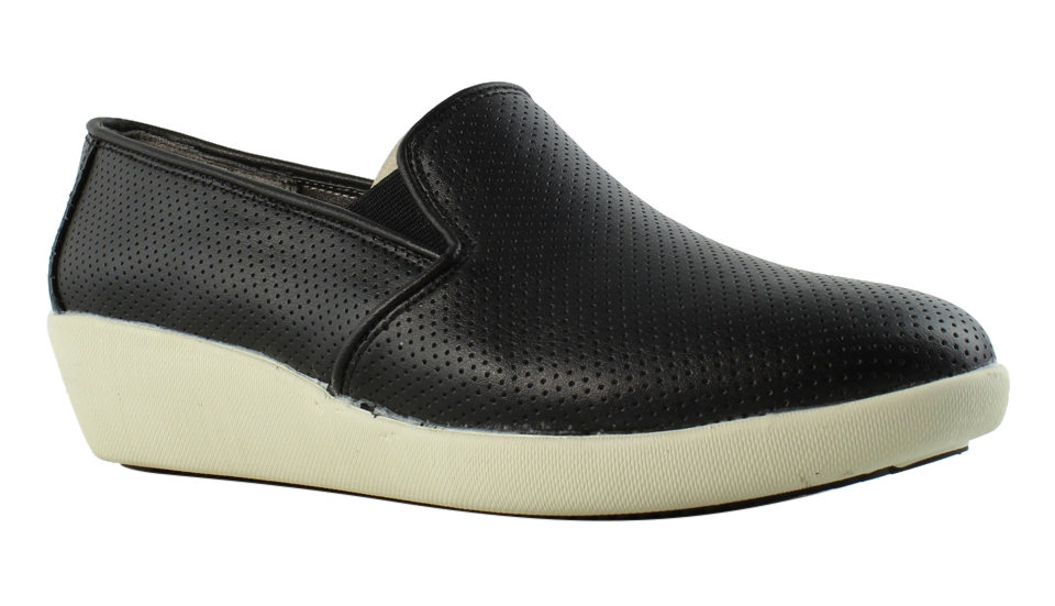 Lifestride Womens Black Loafers & Moccasins Flats Size 8 New by LifeStride