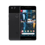 Google Pixel 2 64GB Just Black Verizon Fully Unlocked (Certified Refurbished, Good Condition)