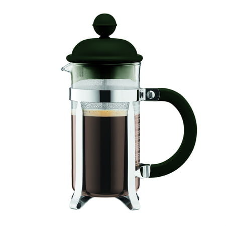 Bodum CAFFETTIERA French Press Coffee Maker, 3 cup, 0.35 L, 12 oz,