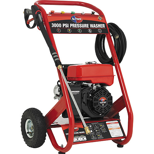 3000 psi pressure washer all power 3000 psi gas pressure washer epa carb approved 28579