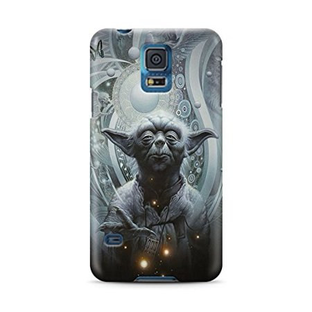pick up 1265f 07679 Ganma Star Wars Yoda Case For Samsung Galaxy S5 Hard Case Cover