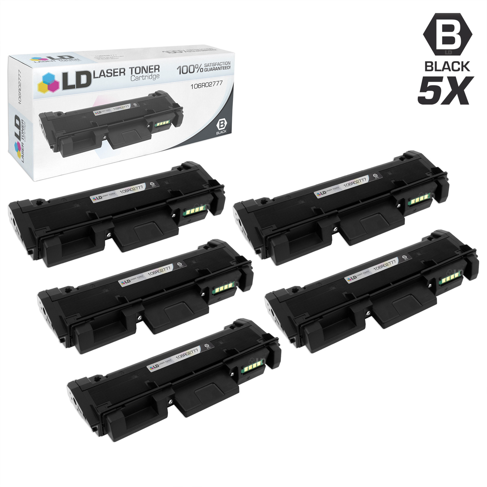 MICR Check WC 3215 Toner Cartridge for Xerox Phaser 3260 106R02777 3225